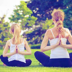 Yoga en Familia 12 de Septiembre